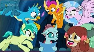 MLP FiM - The Place Where We Belong Indonesian