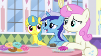 Minuette -You remember our old friend, Lyra, right-- S5E12