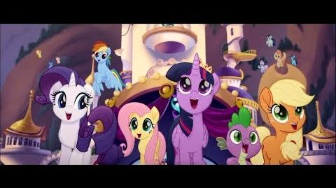 My Little Pony The Movie - We Got This Together (magyar szinkron) HD