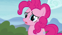 Pinkie -That... was pretty terrible- S4E21