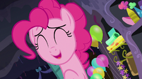 "Pinkie Pie ""that would be bananas!"" S7E23"