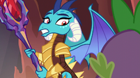Princess Ember --you sure about this--- S6E5
