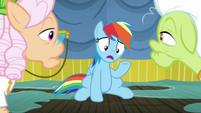 "Rainbow Dash ""now it's too late"" S8E5"