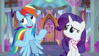 "Rainbow Dash ""really needed it"" S8E17"