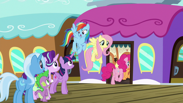 "File:Rainbow Dash ""well, we are awesome"" S7E2.png"