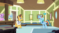 Rainbow Dash making a scene S2E16.png