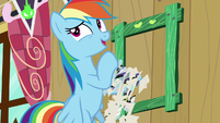 Rainbow rips up Washouts picture S8E20