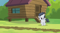 Rumble left alone on other side of the line S7E21