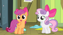 "Scootaloo ""Yeah, she's making your"" S4E17.png"