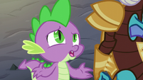 """Spike """"that's just what friends do"""" S6E5"""