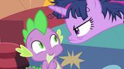 Spike ''você não parece bem'' T4E23