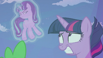 "Starlight ""triggered the map to whisk you here"" S5E25"