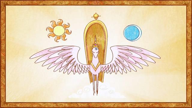 Berkas:Storybook Celestia taking on responsibility S01E01.png