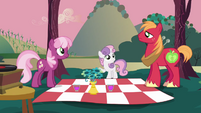 Sweetie Belle Test Together S02E17