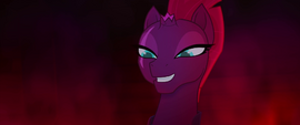"Tempest Shadow ""I'm so glad you asked"" MLPTM"