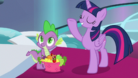 Twilight -when you first raised the sun- S8E7