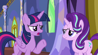 Twilight Changeling --he's been acting a little off-- S6E25