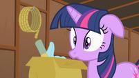 Twilight Sparkle surprised S1E18