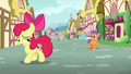 Apple Bloom walks away from Tender Taps S6E4.png