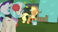 Applejack -I'm movin' as fast as I can- S5E16