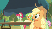 Applejack that's it S3E8