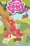 Comic issue 10 cover RI