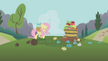 Fluttershy and apples S1E10.png