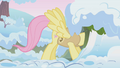 Fluttershy waking up woodland critters S1E11.png