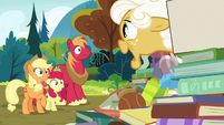 Goldie -I just remembered somethin'!- S7E13