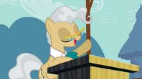 Mayor Podium 2 S2E14