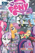 My Little Pony Issue 11 New York Comic Con