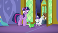 Pets entering Twilight Sparkle's castle S6E22.png
