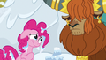 Pinkie Pie pretends to like snow cakes S7E11.png