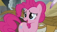 Pinkie explains -the map didn't send us here- S5E8
