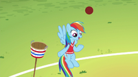 "Rainbow Dash ""the Pegasus is on defense"" S6E18"