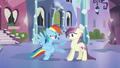 Rainbow Dash 'Gotta know something' S3E1.png