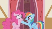 Rainbow Dash --a simple nod would do-- S1E05