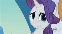 Rarity 'Being polished' S3E2