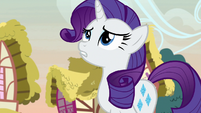Rarity -her candor will help the designers- S7E9