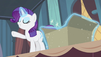 Rarity -the piece de resistance- S4E19