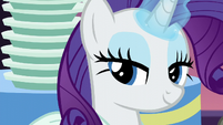 Rarity looking S5E15