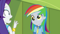 Rarity shocked by rainbow-haired Derpy EGDS12b.png