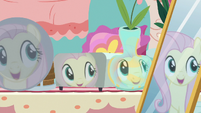 Reflections of Fluttershy S7E12