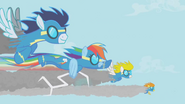 S01E03 Rainbow lata z Wonderbolts