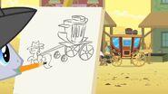 S01E21 W Appleloosie rysownicy uwieczniają codzienne życie