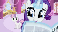 S02E23 Rarity mówi do Sweetie Belle