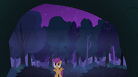 Scootaloo 'just one more song!' S3E06