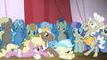 Sick ponies falling down S4E20.png
