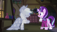 The Spirit of Hearth's Warming Past --they'll be along in a bit-- S06E08