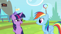 Twilight 'I'm with her!' S4E10
